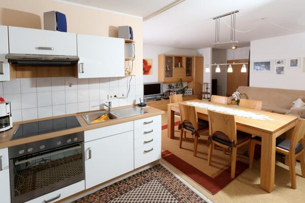 Betreutes Wohnen - die Wohnung
