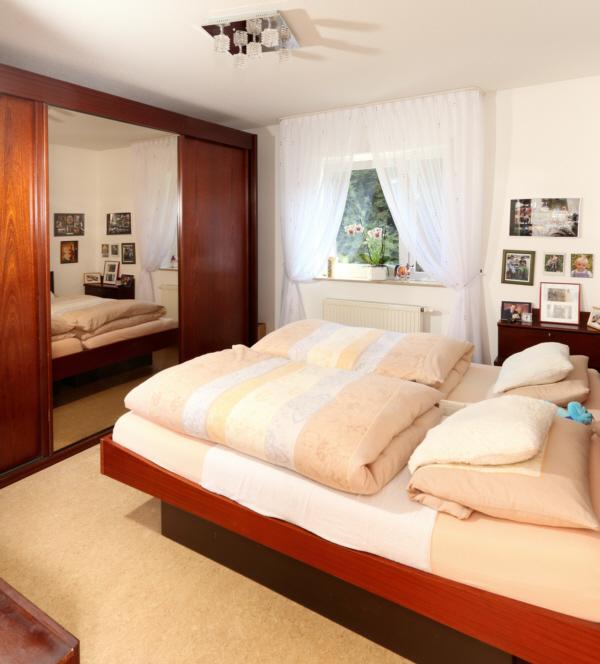 Betreutes wohnen - Schlafzimmer